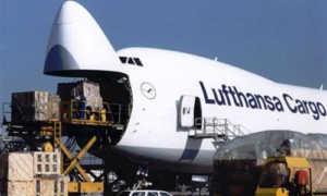 trasporto aereo merci