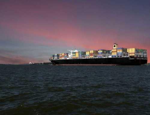 La situazione delle importazioni via mare dal Far East