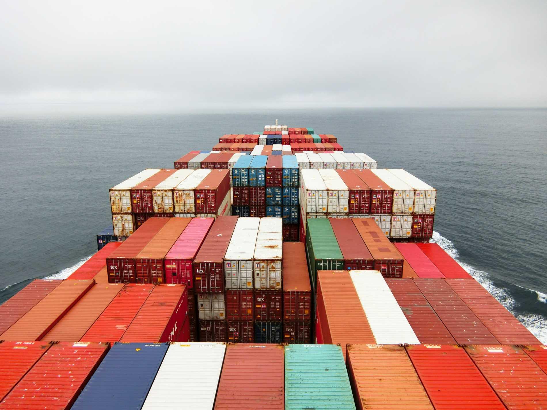 export usa problemi porti