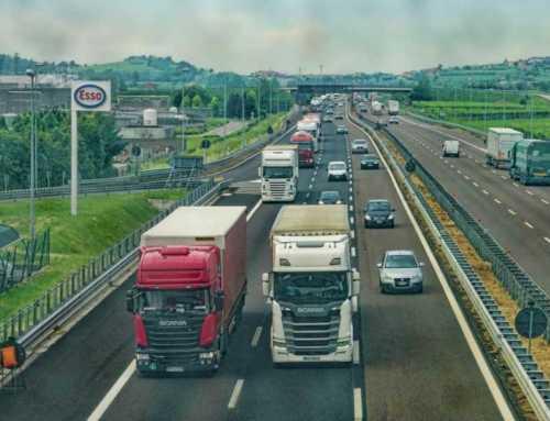 Le esportazioni extra UE via camion